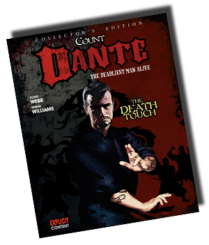 Dante Graphic Novel